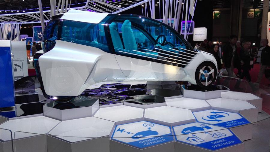 La voiture du futur !