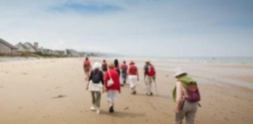 Dans la Manche, les femmes habillées à la plage ne choquent personne