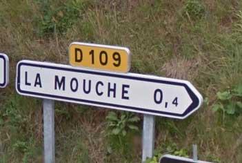 La Mouche, Manche - image Google Street View