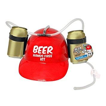 Le casque à bière