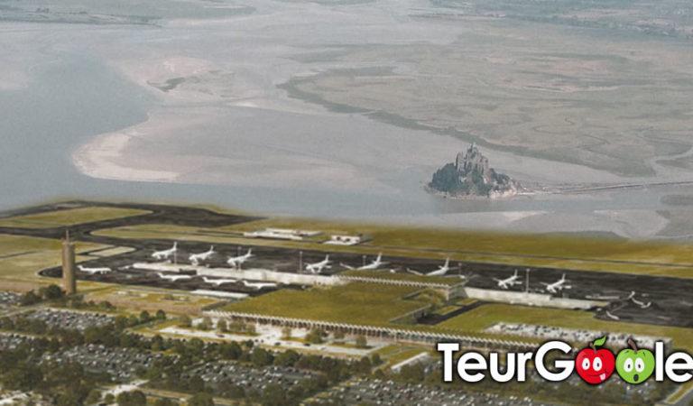 Aéroport NDDL : le projet déplacé dans la Baie du Mont Saint Michel
