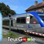 train normandie