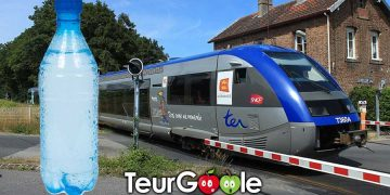 train normandie