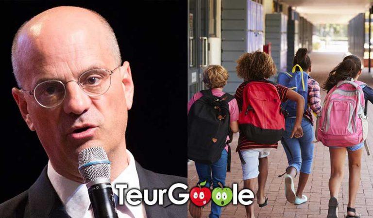 """Jean Michel Blanquer : """"Les enfants qui ne seront pas à l'école iront à l'usine au moins une fois pour aider à la relance"""""""