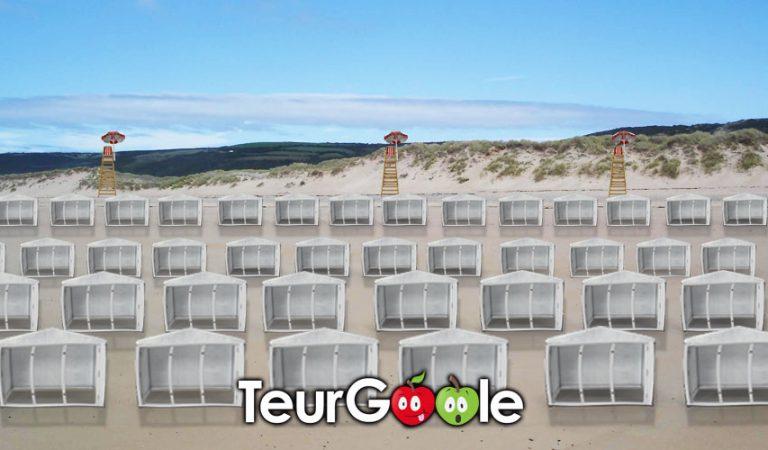 Les plages normandes se préparent pour l'été prochain