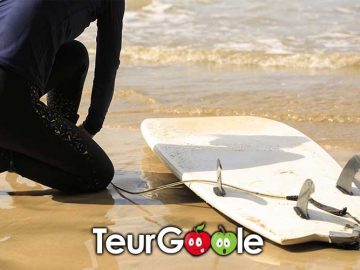 Surf seconde vague