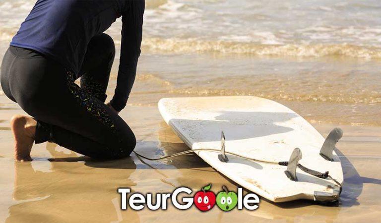 """Siouville (50). Les surfeurs sont prêts pour la """"seconde vague"""""""